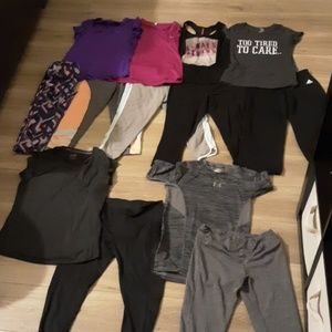 Other - Ladies fitness/work out clothes